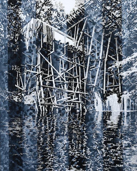 Sascha Berretz Falling Water