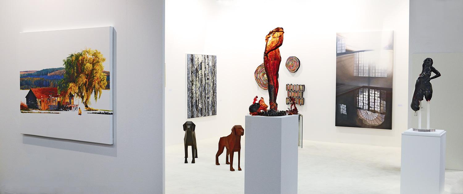 Galerie für Zeitgenössische Kunst - Galerie Wesner